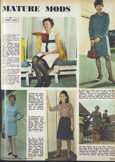 LOL. Mature mods, 1966. Preserve your memories, whatever they are. http://www.saveeverystep.com