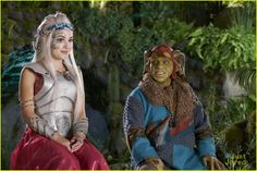other kingdom nickelodeon series sneak peek 03 April 10th, Magical Images, Halloween Party Themes, Series Premiere, Fairy Princesses, Live Action, Woods, Photo Galleries, Princess Zelda