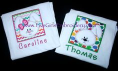 Hey, I found this really awesome Etsy listing at http://www.etsy.com/listing/178555163/personalized-embroidered-brother-sibling