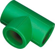 MdPE compresión del Tees Diversos Tamaños Para Pipa De Agua De 20 Mm 50 Mm