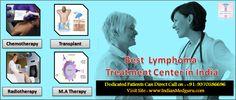 Best Lymphoma Treatment Centres in India: Call IndianMedguru