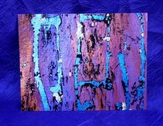 Postcard Note Card Print Of Ruins Abstract by ElementalEnchantress, $2.00