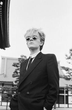 Japan (the band), David Sylvian in Japan.