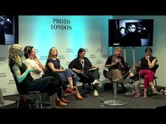 Cheryl Newman: Loose Women panel discussion | Photo London Talks 2016 - YouTube