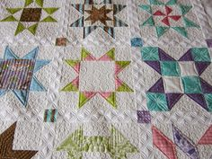 Quilting Is My Bliss: John Adams Quilt