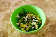 Toddler salad