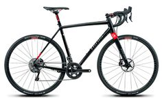 Niner RLT 9: the more recent black variant. There's a carbon race model being produced too.