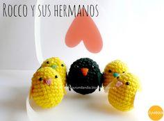 Chicks amigururumi