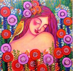 See original image Gaia Goddess, Divine Goddess, Cicely Mary Barker, Sacred Feminine, Divine Feminine, Original Image, Artsy Fartsy, Art Girl, Cool Pictures