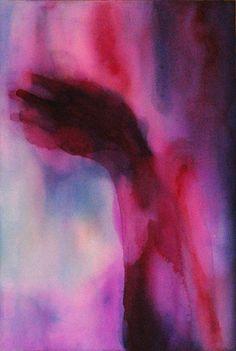 Abstract body parts by Aurora Del Rio.