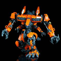 XF348991 Behemoth | Lego mech More pictures are on the blog.… | Flickr