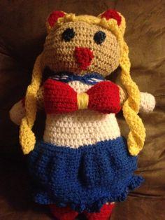 Crochet SailorMoon