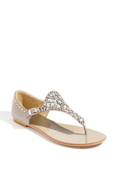 Beautiful sandals love the heel. Nordstroms