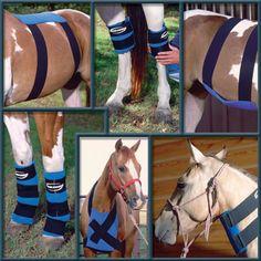 horse ice wrap