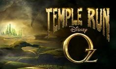 Disney and Imangi Studios present Temple Run: Oz – a brand-new endless runner inspired by Temple Run 2 and the film Oz the Great and Powerful. Play as Oz Best Android Games, Android Hacks, Free Android, Galaxy S3, Galaxy Nexus, Samsung Galaxy, Temple Run 2, K Store, Subway Surfers
