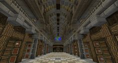My storage room, nothing fancy, just a room full of chests. : Minecraft My storage room, nothing fancy, just a room full of chests.