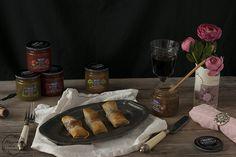 SAQUITOS DE PATO CONFITADO - Atrapada en mi cocina