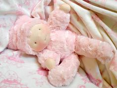 Baby's First Waldorf Doll by Jemilynndolls Ready by jemilynndolls