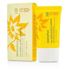 Innisfree Eco Safety Perfect Sunblock Innisfree http://www.amazon.com/dp/B0082J3MRO/ref=cm_sw_r_pi_dp_tVCcwb1XCKSSG