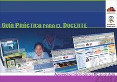 Aprovechamiento de las TIC en el aula: guía práctica para el docente