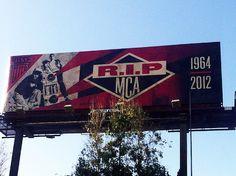 NEW Sheperd Fairey and Glen E. Friedman RIP MCA - Los Angeles