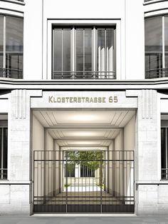 KLOSTERSTRASSE 65 - HILMER SATTLER ARCHITEKTEN