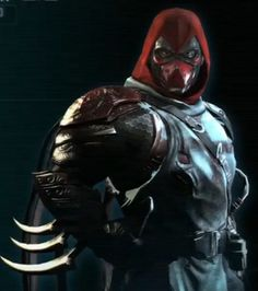 Azrael is the codename used by two men in DC Comics, both of which have crossed paths with Batman. The Michael Lane version of Azrael recently made an appearance in Batman: Arkham City. Batman Arkham City, Batman Arkham Series, Gotham, Nananana Batman, Batman Wallpaper, The Dark Knight Rises, Arkham Knight, Classic Comics, Comic Styles