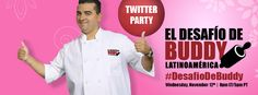 Latina Mom Bloggers » Holiday Discovery Familia Twitter Party #DesafioDeBuddy