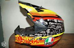 Casque Motocross AGV Nitro Circus