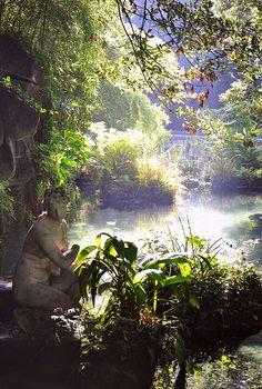 I bagni di Venere, Giardini della Reggia di Caserta, Campania