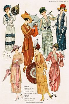 fashion May 1918