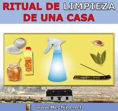 Ritual Limpieza Casa