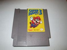 Super Mario Bros. 3 (Nintendo NES, 1990) Tested Works
