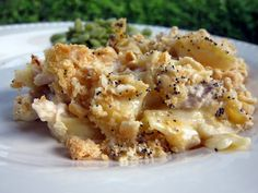 Cheesy Chicken Casserole