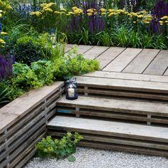 nilufer danis for landform consultants / hampton court show garden, 2012