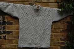 Ravelry: Project Gallery for Evergreen Aran (Woman) pattern by Kristin Nicholas