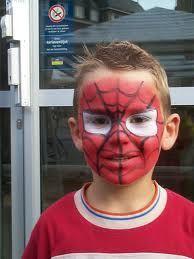 grimeren - Google zoeken Tree Branches, Spiderman, Art Pieces, Halloween Costumes, Google, Face, How To Make, School, Carnival