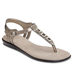 Womens Sandals Aerosoles Enchlave Silver