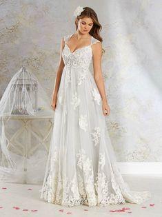 Alfred Angelo Empire Line Dress | Confetti.co.uk