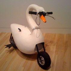 Swan Bike