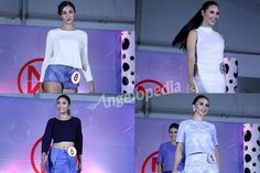 Miss World Philippines 2016 Contestants in Casual Wear at the Gala Night