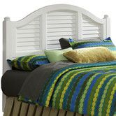 Found it at Wayfair - Bermuda Panel Headboard