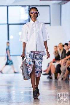 See the latest runway photos from Ginger & Smart show at MBFWA Ginger And Smart, Runway, How To Wear, Pants, Style, Fashion, Cat Walk, Trouser Pants, Swag