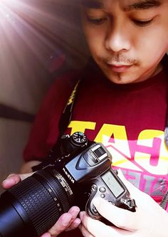 How To Use The DSLR Camera