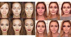 30 imágenes de chicas que han realizado esta técnica, ¡os sorprenderán!