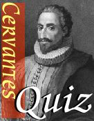 Cervantes Quiz logo/pic thingy