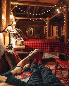 Cozyhomedecorideas Cosy Home In 2019 Cozy House Cozy Bedroom Cozy Cabin, Cozy House, Cozy Cottage, Cabin Loft, Small Log Cabin, Cabin Homes, Log Homes, Cabins And Cottages, Log Cabins