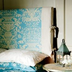 How to make a headboard cover