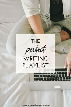 I'm always looking for the perfect playlist to write to. Writing music must spark creativity and inspiration, but it also has to be unobtrusive enough not to get in the way of what I'm working on. This instrumental playlist doesn't only have to be for wri