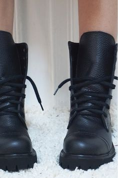 Dr. Martens, Combat Boots, Handmade, Shoes, Fashion, Moda, Hand Made, Zapatos, Shoes Outlet